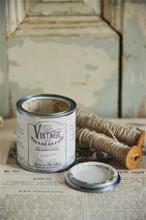 Vintage Paint, Antique Cream