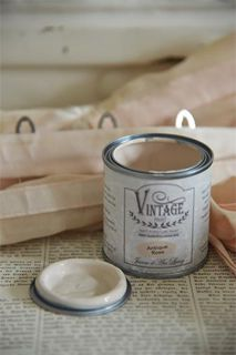 Vintage Paint, Antique Rose