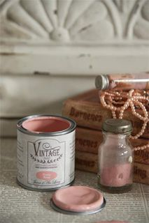 Vintage Paint, Dusty Rose