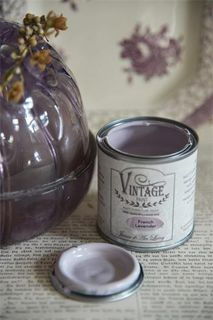 Vintage Paint, French Lavender
