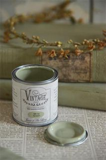 Vintage Paint, Moss Green