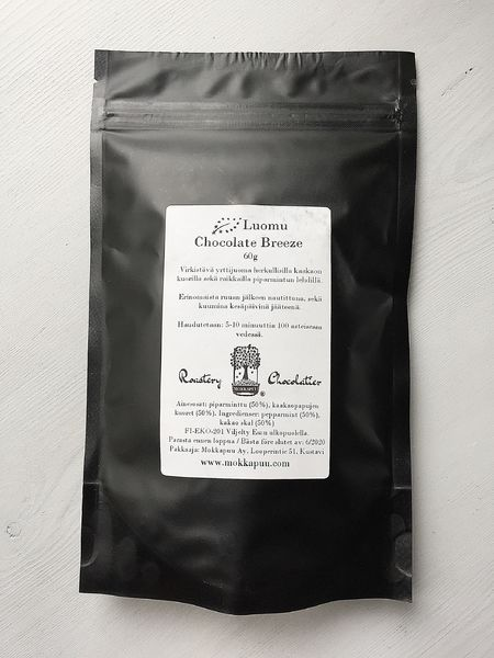 Chocolate Breeze, Luomutee 60g