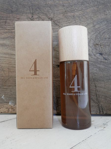 Huonetuoksu, Tea Wood&Sugarcane, 100ml