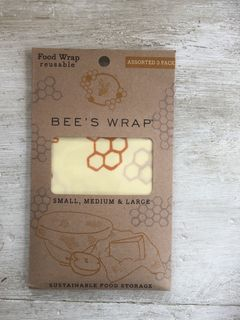 Bee's Wrap, Assorted 3 Pack