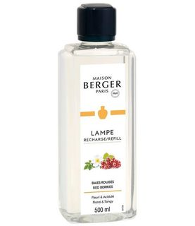 Lampe Berger ilmanpuhdistajan neste, Red Berries 500ml